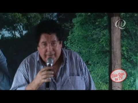 BELMONTE E AMARAI NO PROGRAMA TITIO DONI NATV  -  SAUDADE DE MINHA TERRA -