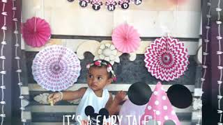 Cahna 1st Birthday Photoshoot : 64 Expressions of Cahna 💜