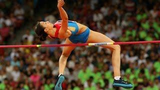 getlinkyoutube.com-2015 Beijing – World Championship – High Jump – Women