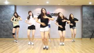 getlinkyoutube.com-GFRIEND - Me gustas tu - mirrored dance practice video - 여자친구 오늘부터 우리는