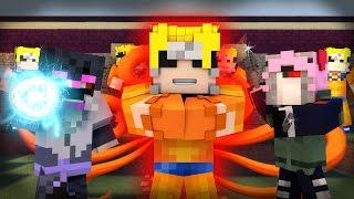 getlinkyoutube.com-Minecraft Mod Showcase Roleplay - THE NARUTO MOD! (Custom Roleplay)