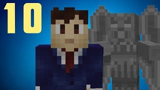 getlinkyoutube.com-MINECRAFT Doctor Who - The Caves of Han (50th Anniversary specials)