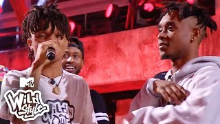 getlinkyoutube.com-Wild 'N Out | Rae Sremmurd & Nick Cannon in a Mariah Carey Battle | #Wildstyle