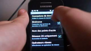 comment activer la 3G