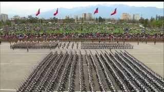 getlinkyoutube.com-✠El mejor desfile militar de Chile y Sudamerica✠