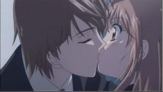 getlinkyoutube.com-Hot Anime Kisses