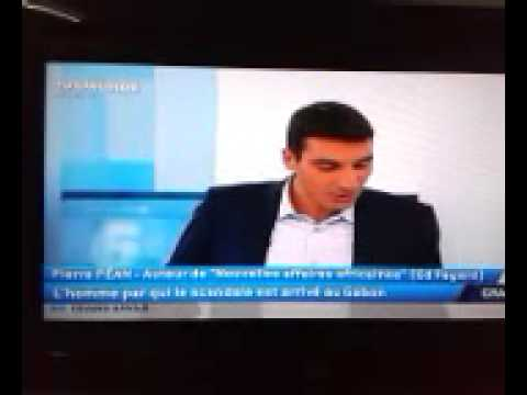 INTERVIEW DE PIERRE PEAN sur TV5 MONDE 10 NOV 2014