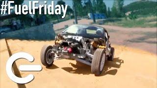 getlinkyoutube.com-Korres P4: The All Terrain Buggy - The Gadget Show #FuelFriday