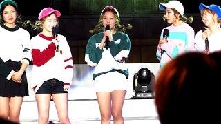 getlinkyoutube.com-151008 레드벨벳 (Red Velvet) 노래 개인기 직캠 Fancam (광화문광장)