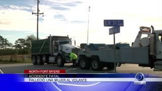 Accidente fatal en North Fort Myers