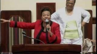 "getlinkyoutube.com-Rev. Dr. Jasmin Sculark preaching ""I Never Lost My Praise""  Pt. 2"