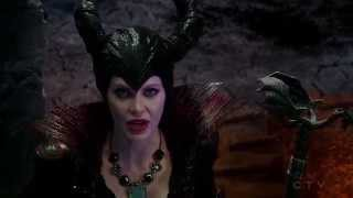 getlinkyoutube.com-Once Upon A Time 4x13 - Ursula saves Maleficent from the Chernabog