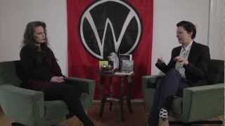 getlinkyoutube.com-Zeena Schreck - March 18, 2013 televised interview by Network Awesome