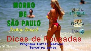 getlinkyoutube.com-Morro de São Paulo Bahia 2017 TERCEIRA parte POUSADA BAHIA 10
