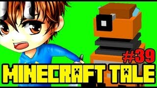 getlinkyoutube.com-Let's Play A Minecraft Tale Ep. 39 - DALEK ATTACK!!