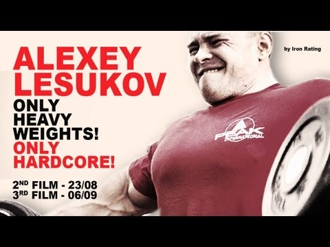 Alexey vs Cutler: Only heavy weights! Only hardcore!