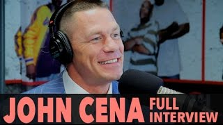"getlinkyoutube.com-John Cena on WWE Wrestling Injury, FOX Show ""American Grit"", And More! (Full Interview) 