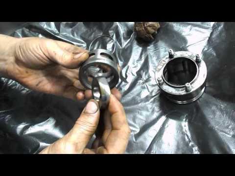 Шрус кардана на ВАЗ 2123  разборка и сборка