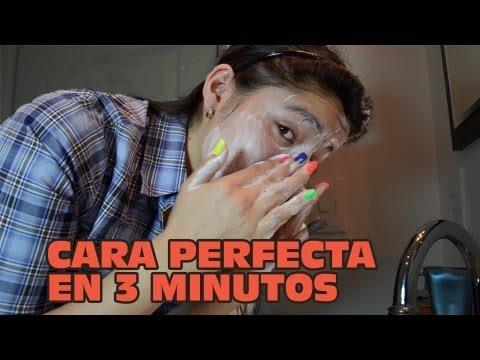 Cutis perfecto en 3 minutos elimina puntos negros MUY FACIL | Cuida tu cara con vitamina E