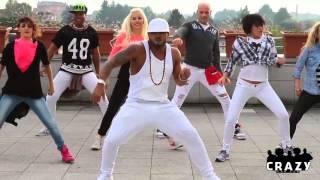 "getlinkyoutube.com-Daddy Yankee ""Vaiven"" / Zumba® choreo by Crazy For Fun®"