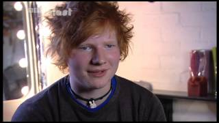 getlinkyoutube.com-Ed Sheeran (first TV interview before he was famous)