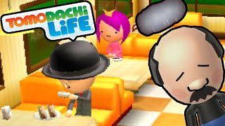getlinkyoutube.com-Tomodachi Life 3DS Bubblegum Heartbreak, Finn's Friend Gameplay Walkthrough PART 18 Nintendo