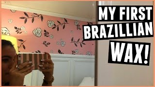 getlinkyoutube.com-GETTING A BRAZILLIAN WAX FOR THE FIRST TIME