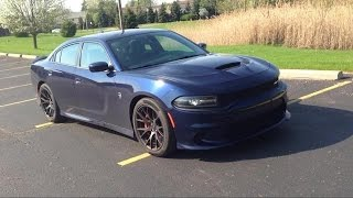 getlinkyoutube.com-2015 Dodge Charger SRT Hellcat | Daily Driver
