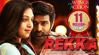 Rekka (2017) New Released South Indian Full Hindi Dubbed Movie | Action Blockbuster Movie 2017