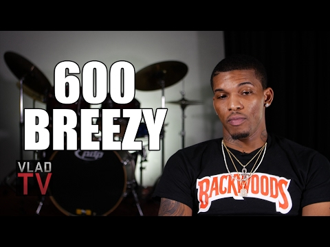 "600 Breezy says ""We shoot back in Chiraq"""