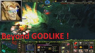getlinkyoutube.com-DotA 6.83d - Oracle Beyond GODLIKE !