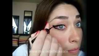 getlinkyoutube.com-Maquillaje: cómo delinear los ojos sin errores
