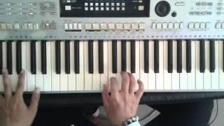 getlinkyoutube.com-Cách lót câu trong điệu slow rock bằng tiếng string đơn giản