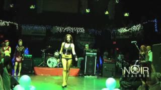 getlinkyoutube.com-Maiden Detroit Presents Rock the Runway with Noir Leather fashion runway 2012