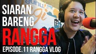 Siaran Pagi Pagi Direcokin Rafael 😭   Rangga Moela Vlog #Eps 11