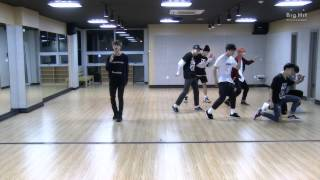 getlinkyoutube.com-방탄소년단 'I NEED U' Dance Practice