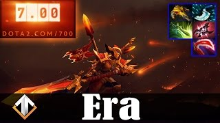 getlinkyoutube.com-Patch 7.00 | Era - Legion Commander Offlane | Dota 2 Pro MMR  Gameplay #1