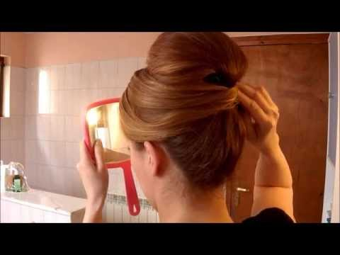 Tuto coiffure # N°9: chignon mariage chic et facile en 2 façons
