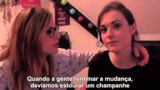 getlinkyoutube.com-JUST SAYEEEN + BLOOPERS Rose Ellen Dix LEGENDADO PT-BR