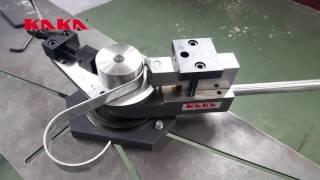 getlinkyoutube.com-Heavy duty universal bender SBG 40