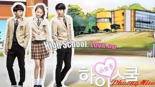 getlinkyoutube.com-High School Love On OST 2014/ Nhạc phim Thiên thần biết yêu