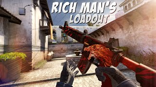 getlinkyoutube.com-CS:GO - The Rich Man's Loadout