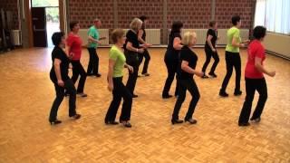 LET'S TWIST AGAIN - Line Dance