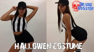 getlinkyoutube.com-Amazing Halloween Costume Compilation | Chosen Hallowen Dress