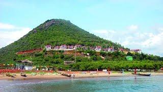 Awesome Rushikonda Beach vizag