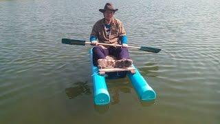 getlinkyoutube.com-เรือท่อ PVC