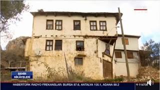 Tarihi Günüören Köyü Habertürk 'Şehir Hikayeleri'nde yer aldı
