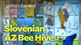 getlinkyoutube.com-Our New Slovenian AZ Bee Hive