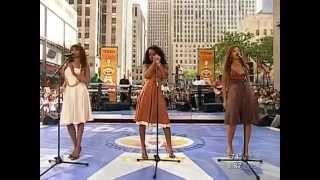 Destiny's Child - Cater 2 U Live Today Show
