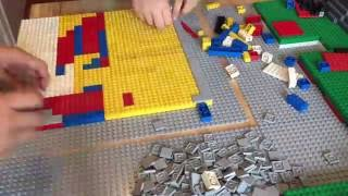 getlinkyoutube.com-Lego star wars Naboo Moc | MTProductions